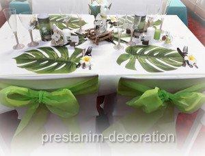 noeud-de-chaise-deco-vert-table-nature